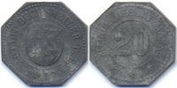 20 Pfennig 1917 Elsass Buchsweiler - Zink 1917 (Funck 62.1) sehr schön+... 32,00 EUR  zzgl. 3,80 EUR Versand