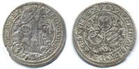 3 Kreuzer (Groschen) 1703 IA Haus Habsburg - Graz Leopold I. 1657-1705 ... 24,00 EUR  zzgl. 3,80 EUR Versand