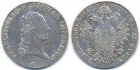 1 Taler 1822 G Haus Habsburg - Nagybanya Franz II. (I.) 1792-1835 sehr ... 95,00 EUR