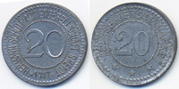 20 Pfennig 1917 Rheinprovinz - Rheydt Hermann Schött Actiengesellschaft... 25,00 EUR