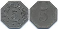 5 Pfennig ohne Jahr Westfalen - Crengeldanz Gebr. Müllensiefen (H.233.1... 29,00 EUR  zzgl. 3,80 EUR Versand