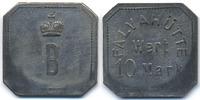 10 Mark ohne Jahr Schlesien - Schwientochlowitz / Swietochlowice Falvah... 52,00 EUR  zzgl. 3,80 EUR Versand