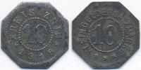 10 Pfennig 1918 Posen Znin - Eisen 1918 (Funck 627.3b) sehr schön - lei... 32,00 EUR  zzgl. 3,80 EUR Versand