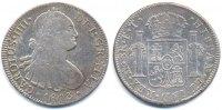 8 Real 1803 F.T. Mexiko - Mexico Carlos IV. 1788-1808 gutes sehr schön ... 69,00 EUR