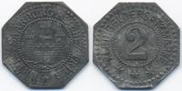 2 Pfennig ohne Jahr Rheinprovinz Saarburg, Bez. Trier - Zink ohne Jahr ... 65,00 EUR  zzgl. 3,80 EUR Versand