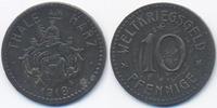 10 Pfennig 1918 Sachsen Thale - Zink 1918 (Funck 537.2b) vorzüglich+  29,00 EUR  zzgl. 3,80 EUR Versand