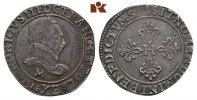 Franc d'argent 1586 M, Toulouse. POLEN Heinrich III. von Valois, 1573-1... 1145,00 EUR kostenloser Versand