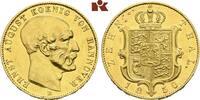 10 Taler 1850 B. BRAUNSCHWEIG UND LÜNEBURG Ernst August, 1837-1851. Fas... 2695,00 EUR kostenloser Versand