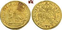 Dukat 1649, NÜRNBERG  Min. gewellt, fast vorzüglich  1245,00 EUR kostenloser Versand
