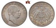 2 Mark 1906. Sachsen Friedrich August III., 1904-1918. Herrliche Patina... 195,00 EUR  zzgl. 5,90 EUR Versand