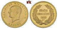 500 Piaster 1970, 47. Jahr der Republ TÜRKEI Republik seit 1923. Min. K... 1575,00 EUR kostenloser Versand