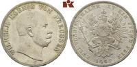 Doppelter Vereinstaler 1867 C. BRANDENBURG-PREUSSEN Wilhelm I., 1861-18... 1145,00 EUR kostenloser Versand