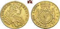 Karolin 1735, Stuttgart. WÜRTTEMBERG Karl Alexander, 1733-1737. Kl. Hen... 1125,00 EUR