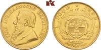 Pound 1898. SÜDAFRIKA Südafrikanische Republik. Fast vorzüglich  595,00 EUR