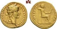AV-Aureus, Lugdunum; MÜNZEN DER RÖMISCHEN KAISERZEIT Tiberius, 14-37. S... 3485,00 EUR kostenloser Versand