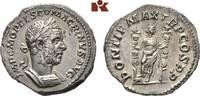 AR-Denar, 217, Rom; MÜNZEN DER RÖMISCHEN KAISERZEIT Macrinus, 217-218. ... 265,00 EUR
