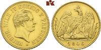 Friedrichs d'or 1846 A, Berlin. BRANDENBURG-PREUSSEN Friedrich Wilhelm ... 2375,00 EUR kostenloser Versand