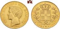 20 Drachmen 1833, München. GRIECHENLAND Otto I., 1832-1862. Min. Randfe... 2895,00 EUR kostenloser Versand