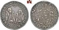 1/2 Reichstaler 1574, Saalfeld. SACHSEN Friedrich Wilhelm und Johann, 1... 345,00 EUR  zzgl. 5,90 EUR Versand