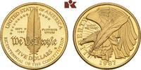 5 Dollars 1987 W, West Point. VEREINIGTE STAATEN VON AMERIKA / USA Föde... 305,00 EUR