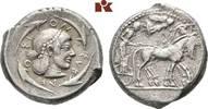 AR-Tetradrachme, nach 480 v. Chr.; SICILIA SYRAKUS. Feine Patina, gutes... 1585,00 EUR kostenloser Versand