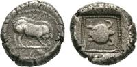 AR-Stater, 510/470 v. Chr.; LYCIA Frühdynastische Prägungen. Feine Tönu... 785,00 EUR