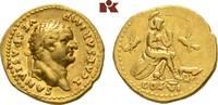 AV-Aureus, 77/78, Rom; MÜNZEN DER RÖMISCHEN KAISERZEIT Vespasianus, 69-... 10495,00 EUR kostenloser Versand