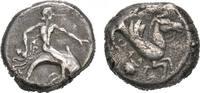 AR-Didrachme, 490/480 v. Chr.; CALABRIA TARENT. Sehr schön  525,00 EUR  zzgl. 5,90 EUR Versand