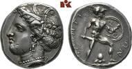 AR-Stater, 369/338 v. Chr.; LOCRIS LOKRIS OPUNTIA. Feine Patina, Doppel... 4545,00 EUR kostenloser Versand