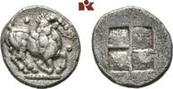 AR-Trihemiobol, 510/480 v. Chr.; MACEDONIA AIGAI. Sehr schön  245,00 EUR  zzgl. 5,90 EUR Versand