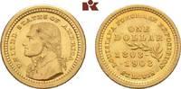 1 Dollar 1903. VEREINIGTE STAATEN VON AMERIKA / USA Föderation. Vorzügl... 695,00 EUR