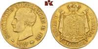 40 Lire 1808 M, Mailand. ITALIEN Napoleon, 1805-1814. Sehr schön  535,00 EUR  zzgl. 5,90 EUR Versand