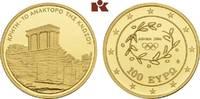 100 Euro 2004. GRIECHENLAND Republik. Polierte Platte  385,00 EUR