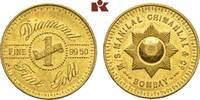 1 Tola o. J. INDIEN  Min. Randfehler, vorzüglich  615,00 EUR  zzgl. 5,90 EUR Versand