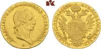 Dukat 1830 A, Wien. KAISERREICH ÖSTERREICH Franz I., 1804-1835. Fast St... 545,00 EUR  zzgl. 5,90 EUR Versand