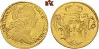 6.400 Reis 1760 R, Rio de Janeiro. BRASILIEN Josef, 1750-1777. Kl. Präg... 925,00 EUR  zzgl. 5,90 EUR Versand