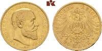 20 Mark 1895. Sachsen-Coburg-Gotha Alfred, 1893-1900. Fast vorzüglich  4575,00 EUR