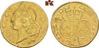Double louis d'or au bandeau 1753 K, Bordeaux. FRANKREICH Louis XV, 171... 1645,00 EUR kostenloser Versand