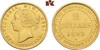 2 Dollars 1882. KANADA Victoria, 1837-1901. Vorzüglich  475,00 EUR  zzgl. 5,90 EUR Versand
