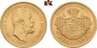 20 Kronen 1902, Stockholm. SCHWEDEN Oskar II., 1872-1907. Vorzüglich-St... 445,00 EUR  zzgl. 5,90 EUR Versand