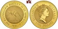 2.500 Dollars (10 Unzen) 1991. AUSTRALIEN Elizabeth II. seit 1952. Fast... 11995,00 EUR kostenloser Versand