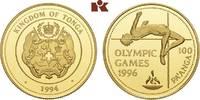 100 Pa'anga 1994. TONGA Tupou IV, 1965-2006. Polierte Platte  190,00 EUR  zzgl. 5,90 EUR Versand