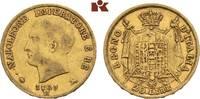 20 Lire 1809  M, Mailand. ITALIEN Napoleon, 1805-1814. Sehr schön  375,00 EUR  zzgl. 5,90 EUR Versand