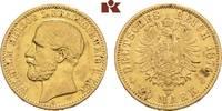 20 Mark 1875. Braunschweig Wilhelm, 1830-1884. Sehr schön +  1325,00 EUR kostenloser Versand