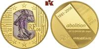 50 Euro 2006. FRANKREICH 5. Republik seit 1958. Polierte Platte  1325,00 EUR kostenloser Versand