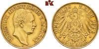 10 Mark 1909. Sachsen Friedrich August III., 1904-1918. Vorzüglich  545,00 EUR  zzgl. 5,90 EUR Versand