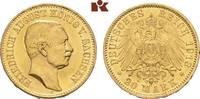 20 Mark 1913. Sachsen Friedrich August III., 1904-1918. Fast Stempelglanz  745,00 EUR  zzgl. 5,90 EUR Versand