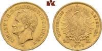 20 Mark 1873. Sachsen Johann, 1854-1873. Vorzüglich  575,00 EUR  zzgl. 5,90 EUR Versand