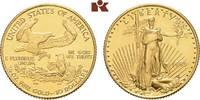 10 Dollars (1/4 Unze) 1995. VEREINIGTE STAATEN VON AMERIKA / USA Födera... 335,00 EUR  zzgl. 5,90 EUR Versand