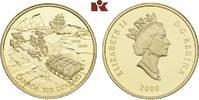 100 Dollars 2000. KANADA Elizabeth II seit 1952. Polierte Platte  325,00 EUR  zzgl. 5,90 EUR Versand